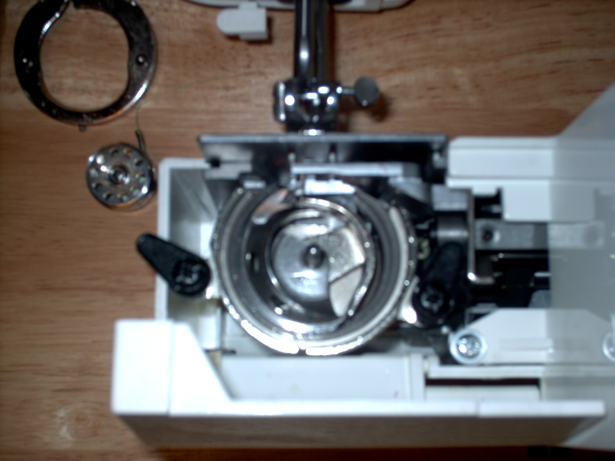 singer sewing machine servicing