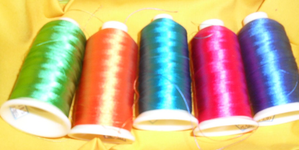 thread for embroidery machine